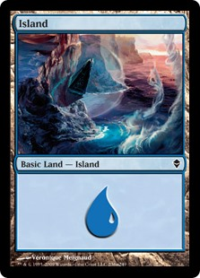 (ZEN-CL)Island/島 (No.236, Regular Art)