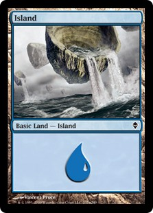 (ZEN-CL)Island/島 (No.237, Regular Art)