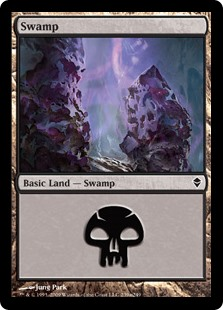 (ZEN-CL)Swamp/沼 (No.239, Regular Art)