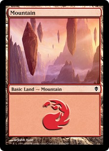 (ZEN-CL)Mountain/山 (No.242, Regular Art)