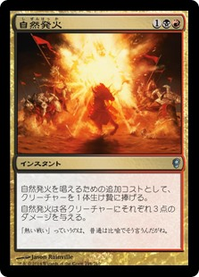 (CNS-UM)Spontaneous Combustion/自然発火