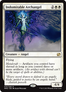 (MM2-RW)Indomitable Archangel/不退転の大天使