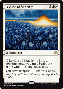 (MM2-RW)Leyline of Sanctity/神聖の力線