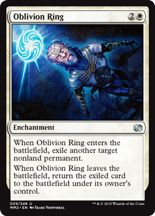 (MM2-UW)Oblivion Ring/忘却の輪