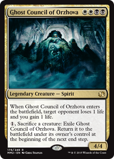 (MM2-RM)Ghost Council of Orzhova/オルゾヴァの幽霊議員