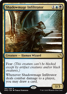 (MM2-RM)Shadowmage Infiltrator/影魔道士の浸透者