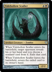 (MMA-UM)Tidehollow Sculler/潮の虚ろの漕ぎ手