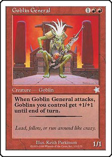 (S99-UR)Goblin General/ゴブリンの将軍
