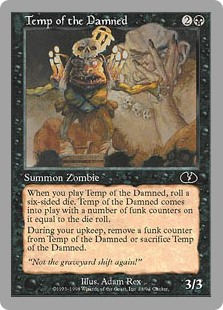 (UGL-CB)Temp of the Damned