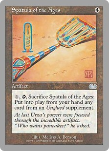 (UGL-UA)Spatula of the Ages