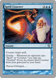 (UNH-UU)Spell Counter