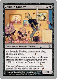 (UNH-UB)Zombie Fanboy