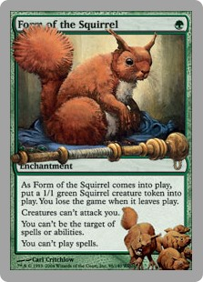 (UNH-RG)Form of the Squirrel