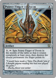 (UNH-RA)Pointy Finger of Doom