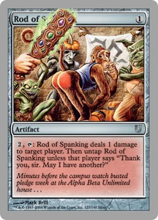(UNH-UA)Rod of Spanking
