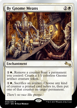 (UST-RW)By Gnome Means