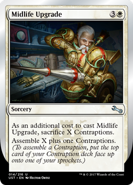 (UST-UW)Midlife Upgrade