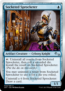 (UST-UU)Socketed Sprocketer