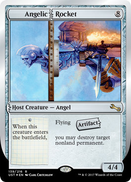 (UST-RA)Angelic Rocket
