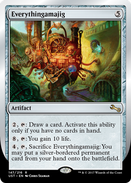 (UST-RA)Everythingamajig (B:Draw)