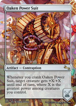 (UST-RA)Oaken Power Suit