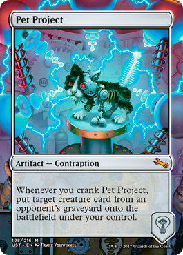 (UST-MA)Pet Project