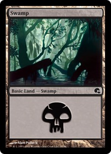 (PD3-CL)Swamp/沼 (No.30)