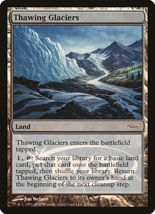 (Promo-Judge)Thawing Glaciers