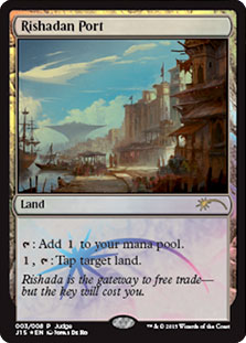 (Promo-Judge)Rishadan Port/リシャーダの港