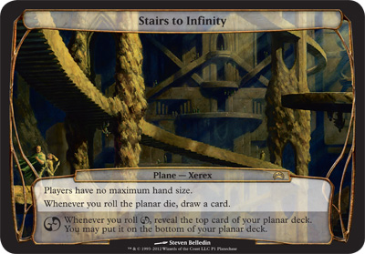 (Promo-Prerelease)Stairs to Infinity/無限への階段