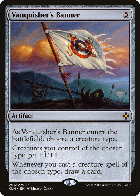 (Promo_Pack-RA)Vanquisher's Banner/勝者の戦旗